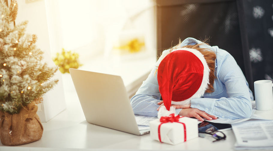 Holiday Stress & Anxiety: Benefits of Unplugging for the Season