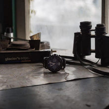 The Alterra Chronograph - AVIATOR (Ebony/Matte ...
