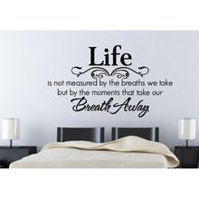 Inspirational Quote Wall Decals. Adorable Home Decor.