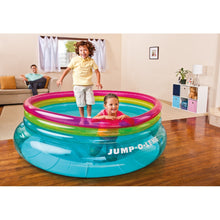 Intex Inflatable 80-Inch Jump-O-Lene Ring Bouncer For Kids Ages 3-6 | 48267EP