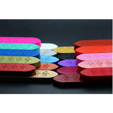 Lowest Price 1 pcs Colorful Sealing Wax Stick Stamp Wax For Documents Sealing New Arrival Postcard