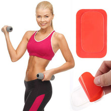 2/6/10/20 Pcs Gel Pads Stickers Fitness Full Body Massager Silicone Hydrogel Mat Replacement For Smart Abdomen Muscle Training