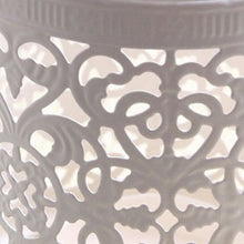 Antique Moroccan Style Lantern Hollow Candle Holder Stand Wedding Romantic Decor