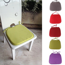 New 1 PC Solid Color Office Home Furniture Chair Cushion Chair Pad For Summer Autumn