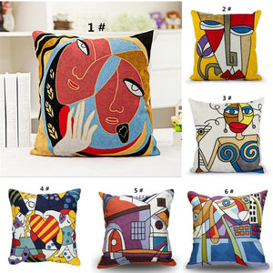 New high quality cushion covers pillow home decor pillowcase car decor cojins cushion cover decorative pillows housse de coussin
