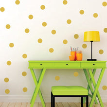 52pcs Polka Dots Wall Sticker Nursery Stickers Kids Children Wall Decals Home Decor DIY Peel and Stick Art Wall Decoration