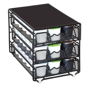 3 Tier Drawer Storage Holder 54 Keurig Coffee Pod