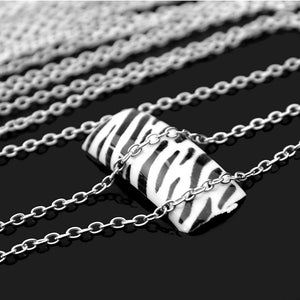 5M/10M Silver Cable Open Link Iron Metal Chain Jewelry Findings