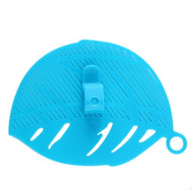 1PC Durable Clean Leaf Shape Rice Wash Sieve Beans Peas Cleaning Gadget Kitchen Clips Tools