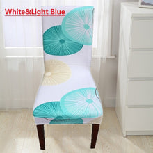Home Life Multicolor Optional Chair Back of The Chair Set of Hotel Hotel Chair Cover Dining Room AntiFouling Chair