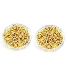 600pcs Open Jump Rings Connectors Jewelry Making Findings DIY 6mm