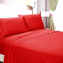 1800 Count Hotel Quality Deep Pocket 4 Piece Bed Sheet Set Wrinkle Free All Size