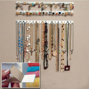 Jewelry Display Hanging Earring Necklace Ring Hanger Holder