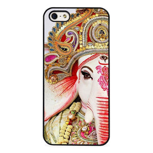 Ganesha Hindu God Elephant fashion Phone Case for iphone 8 7 plus 6 6s plus SE 5 5S 5C Samsung galaxy S3 S4 S5 S6 S7 S6 edge S7
