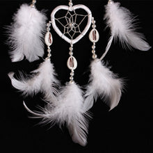 "Dream Catcher Native American Indian Inspired Dreamcatcher Chakras 5.11"" Diameter 20\"" Long"
