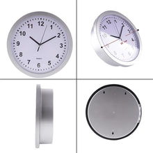 Hot Sale Wall Clock Hidden Secret Compartment Safe Money Stash Jewellery Stuff Storage White 10-inch