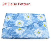 "152cm 60"" Household Picnic Round Water Resistant Oil-proof Tablecloth PEVA Cover"