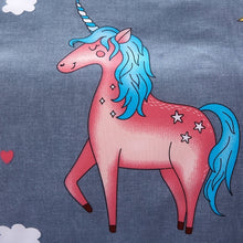 Unicorn  horse  Fashion3/4pcs bedding sets/bed set/bedclothes for kids/bed linen Duvet Cover Bed sheet Pillowcase,twin full quee
