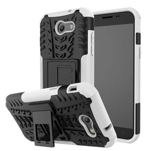 For Galaxy J3 2017 US version (not Eurasia version ) Armor Heavy Duty Hybrid Stand Case For Samsung Galaxy J3 Emerge/ J3 Prime /