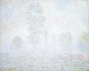 Claude Monet - Morning Haze