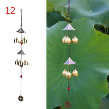 15 Tubes Windchime Yard Garden Outdoor Living Wind Chimes Decor Gift