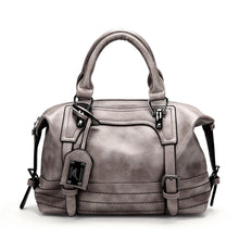 2018 Fashion Women PU Leather Tote Satchel Purse Lady Messenger Handbag Shoulder Bags