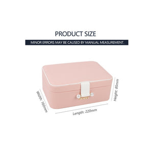 SOFIS Jewelry box jewelry organizer wedding decoration gift box christmas jewelry display Jewelry Packaging Box