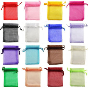 20pcs 12x9cm Fashion Coralline Jewelry Organizer Pouch Wedding Party Favor Gift Bag Hot Sale (Size: One Size, Color: Multicolor)