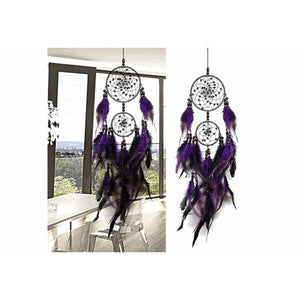 Dream Catcher with Feathers Wall Hanging Decoration Ornament