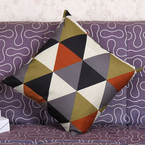 New geometric cushion covers decorative pillows cushions home decor