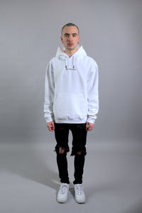 "HOODIE ""NOT FOR SALE"" - WHITE"