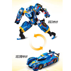 TOBOT Youngtoys TOBOT V Speed Robot Transforming Robot Car to Robot Animation Character - Toy Matters