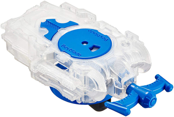 Takara Tomy Beyblade Burst B-99 Bey Launcher L Clear White - Toy Matters