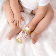 Little Twig Natural Baby Oil