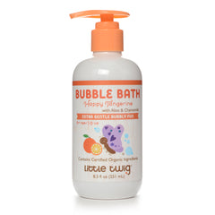 Happy Tangerine Bubble Bath