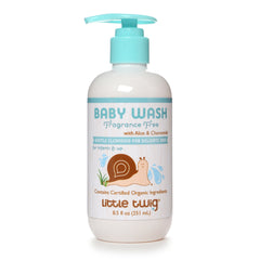 Fragrance Free Baby Wash 2-in-1