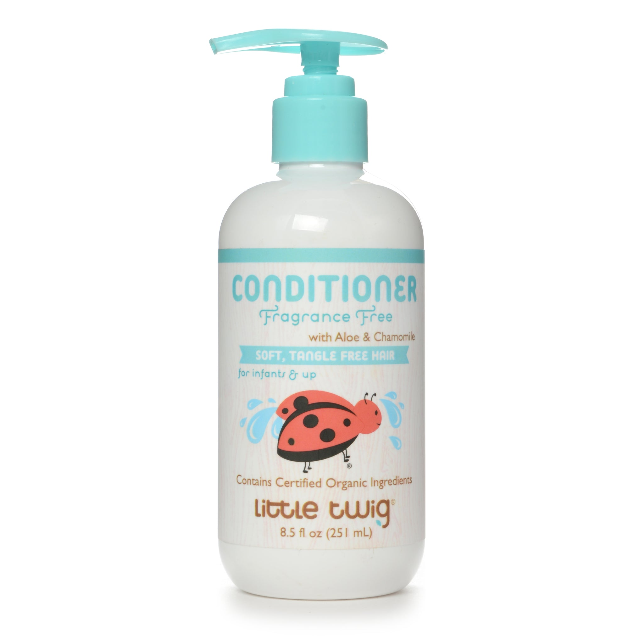 Fragrance Free Detangling Conditioner