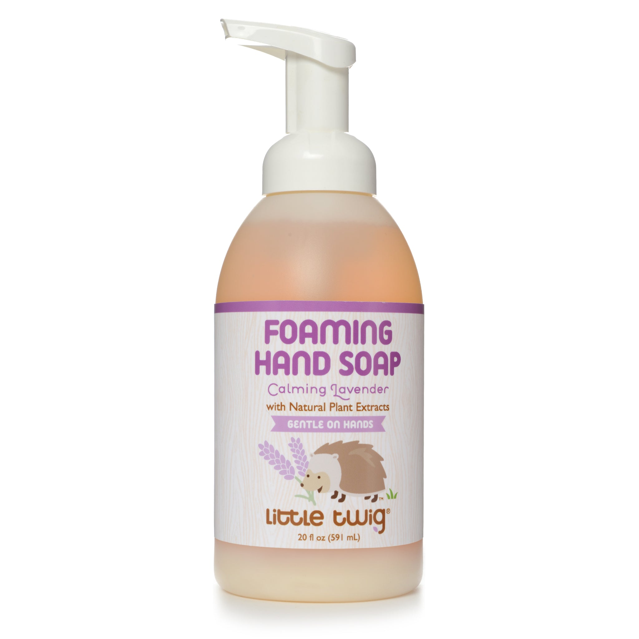 Calming Lavender Foaming Hand Soap