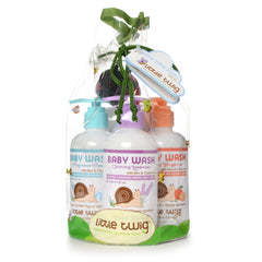 Baby Wash Essentials Set