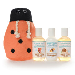 Natural Fragrance Free Travel Set