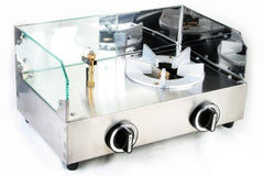 LPG Syphon Coffee Bar AKIRA 1 Burner + Kettle Burner ~Stainless Steel~