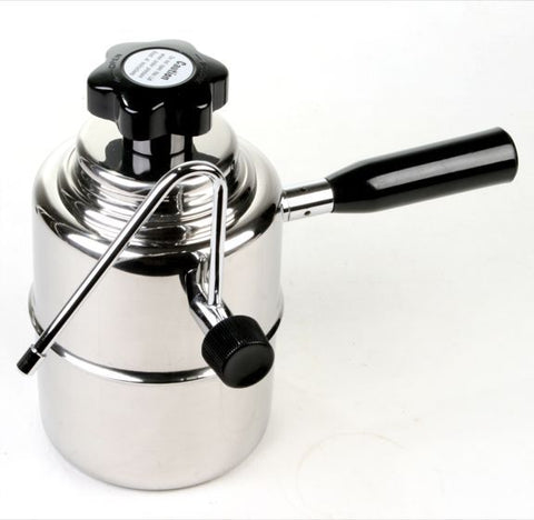 stove milk frother. BELLMAN 18/10 Stainless Steel Stovetop Milk Frother/Steamer Stove Frother
