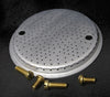 New Filter Plate and Brass Screws for Atomic and Sorrentina Coffee Machines
