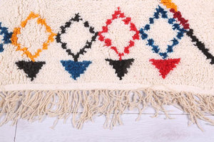 What are Moroccan rugs made from?
