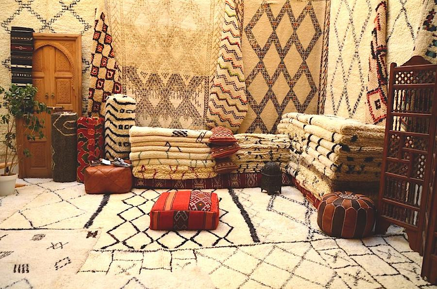 5 Reasons Why You Should Bring a Moroccan Berber Rug to your home