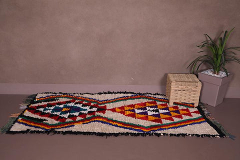 DEFERENT MOROCCAN RUGS
