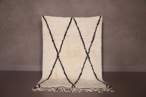 Beni ourain rug 3.5 FT X 5 FT