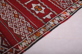 Long moroccan rug 5.4 FT X 11.8 FT