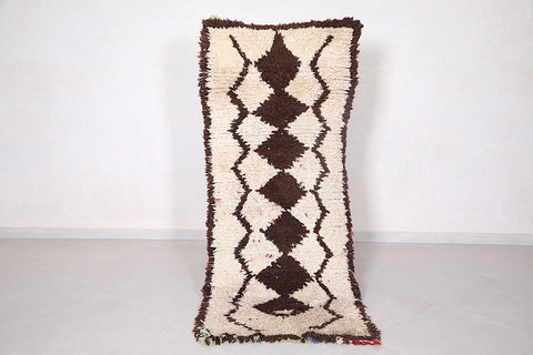 Moroccan Rug 2.6 FT X 6.2 FT