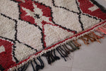 Runner Moroccan Rug 3.5 FT X 8.6 FT